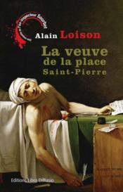 La veuve de la place saint-Pierre - Couverture - Format classique