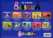 BARBAPAPA ; le théâtre de Barbapapa - 4ème de couverture - Format classique