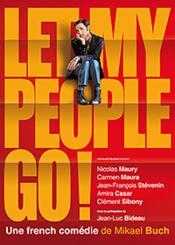 Let My People Go! - Couverture - Format classique