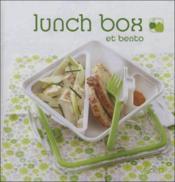 Lunch box et bento - Couverture - Format classique