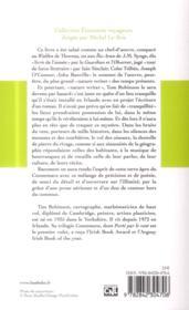 Connemara, porté par le vent - 4ème de couverture - Format classique