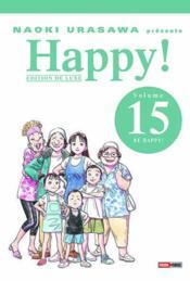 Happy t.15 - Couverture - Format classique