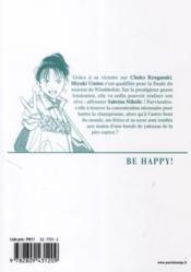 Happy t.15 - 4ème de couverture - Format classique