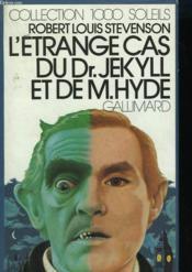 L'Étrange cas du Dr Jekyll et de M. Hyde - Couverture - Format classique