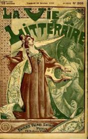 Le Parapluie. La Vie Litteraire. - Couverture - Format classique