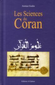 Les sciences du Coran - Couverture - Format classique