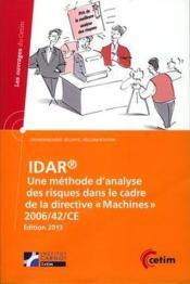 Idar (6d52) - Couverture - Format classique