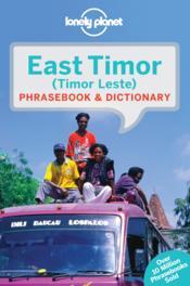 East Timor ; phrasebook (3e édition) - Couverture - Format classique