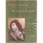 Histoire comique des Etats et empires de la lune et du soleil. - Couverture - Format classique