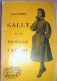 Sally et la brigade fantôme. - Couverture - Format classique