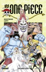 One Piece - édition originale T.49 ; nightmare Luffy - Couverture - Format classique