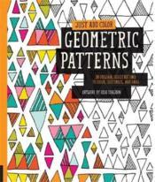 Just add color : geometrics patterns - Couverture - Format classique