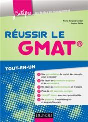 Réussir le GMAT ; tout-en-un - Couverture - Format classique