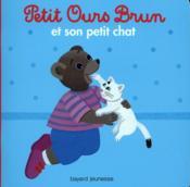 Petit Ours Brun et son petit chat - Couverture - Format classique