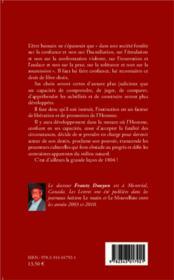 Lettres à un ami ; propos sur la conjoncture haïtienne - 4ème de couverture - Format classique