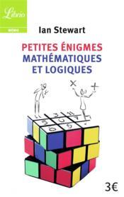 Petites énigmes mathématiques et logique - Couverture - Format classique