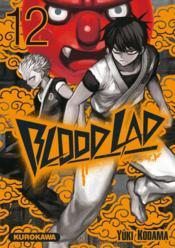 Blood Lad T.12 - Couverture - Format classique