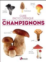 Guide encyclopédique des champignons - Couverture - Format classique