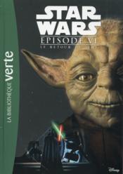 Star Wars - épisode VI ; le retour du Jedi - Couverture - Format classique