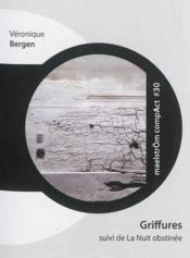 Griffures - Couverture - Format classique
