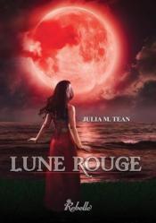 Lune rouge - Couverture - Format classique