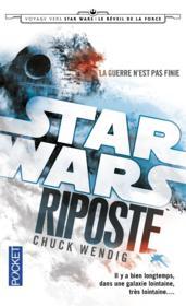 Star Wars ; riposte - Couverture - Format classique