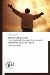 Modifications des représentations mentales post infarctus du myocarde - Couverture - Format classique