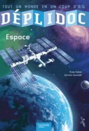 DEPLIDOC ; l'espace - Couverture - Format classique