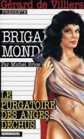 Brigade mondaine t.229 ; le purgatoire des anges dechus - Couverture - Format classique
