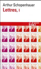 Lettres t.1 - Couverture - Format classique