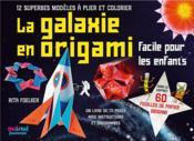 La galaxie en origami - Couverture - Format classique