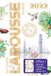 Le grand Larousse illustré (édition 2022) - Couverture - Format classique