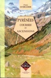 Pyrénées courses et ascensions - Couverture - Format classique