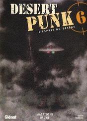 Desert punk t.6 - Intérieur - Format classique