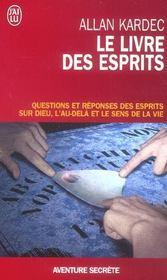Le livre des esprits - contenant les principes de la doctrine spirite sur l'immortalite de l'ame, la - Intérieur - Format classique