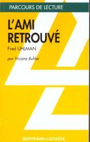 L'ami retrouvé, d'Uhlman - Couverture - Format classique