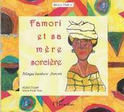 Famori et sa mère sorcière ; bilingue bambara-français - Couverture - Format classique