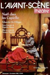 Noel chez cupiello - Couverture - Format classique