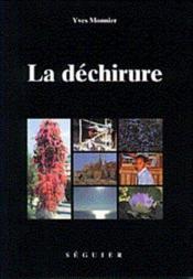 La Dechirure - Couverture - Format classique