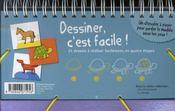 Je Dessine En 4 Coups De Crayons ; Les Animaux Familiers - 4ème de couverture - Format classique