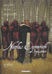 Nicolas Eymerich, inquisiteur T.2 ; la déesse t.2 - Intérieur - Format classique