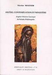 Ascèse, contemplation et ministère - Intérieur - Format classique