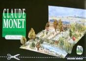 Claude Monet ; jardins de Giverny - Couverture - Format classique