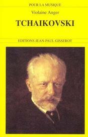Tchaikovski - Intérieur - Format classique