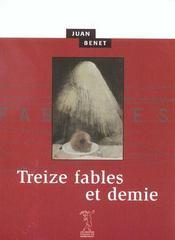Treize Fables Et Demie - Intérieur - Format classique