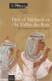 Deir el-medineh et la vallee des rois - Couverture - Format classique
