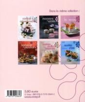 Les verrines - 4ème de couverture - Format classique