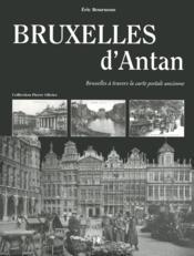 Bruxelles d'antan - Couverture - Format classique