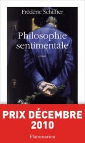 Philosophie sentimentale - Couverture - Format classique