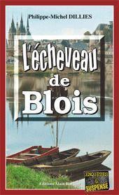 L'écheveau de Blois - Couverture - Format classique